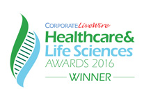 Healthcare & Life Sciences Global Award 2016.